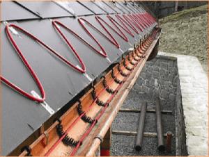 Применение саморегулирующегося кабель Lavita  в Новосибирске