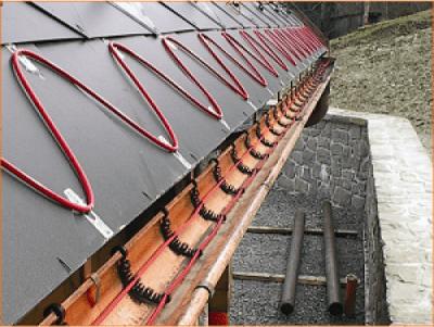 Купить греющий кабель для канализации в Новосибирске