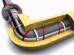 Греющий кабель для обогрева канализационных труб в Новосибирске